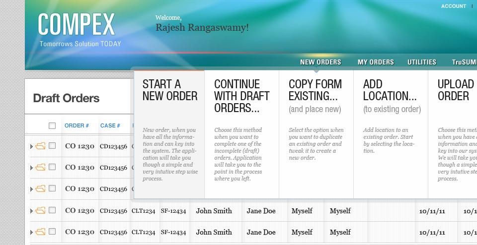 Compex-online-order-application-1