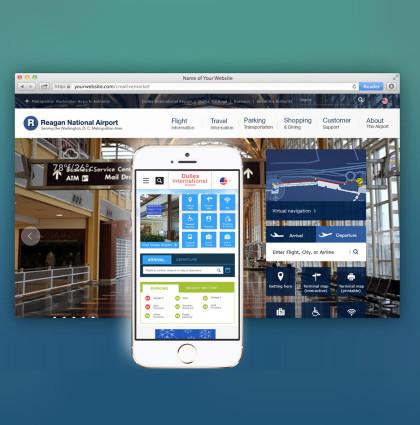 Washington Area Airports – Digital Transformation