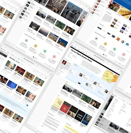 Alexander Street Press – Product & Platform Redesign