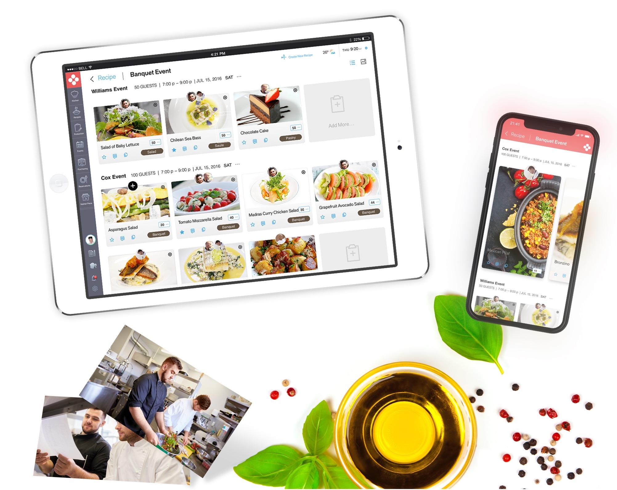 FoodApp_iPAD_App_2