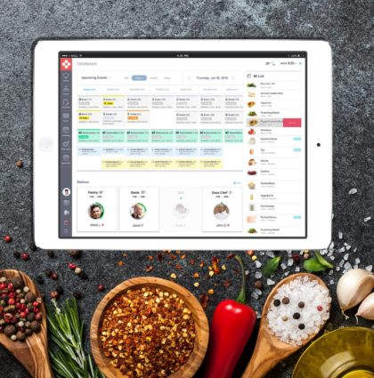 FoodTech: Commercial Kitchen Management Application